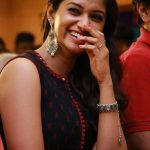 Priya Bhavani Shankar, smile, kks success meet