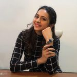 Rakul Preet Singh,  black dress