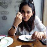 Rakul Preet Singh,  eating, bf