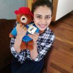 Rakul Preet Singh,  tedddy bear