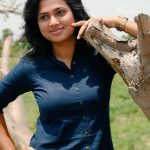 Ramya Pandiyan, cute smile,  trendy