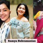 Ramya Subramanian