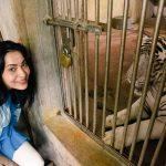 Ramya Subramanian, tiger, tour, vj ramya