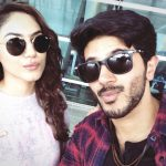 Ritu Varma, Dulquer, selife, kkk movie