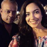 Ritu Varma, Gautham Menon, selfie, director