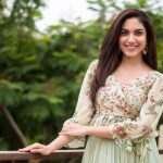 Ritu Varma, cover picture, hd, smile
