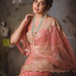 Ritu Varma, saree, traditional look, photoshoot
