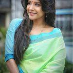 Sakshi Agarwal, green saree, beautiful