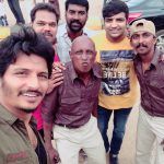 Sathish, Gorilla, shooting spot