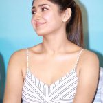 Sayyeshaa, tamil event, press meet