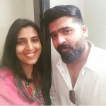 Simbu, actress, selfie