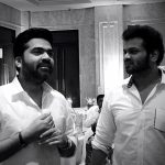 Simbu, black and white
