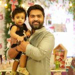 Simbu, photo shoot, baby, cute reaction