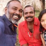 Subiksha, Vijay Milton, selfie