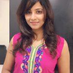 Subiksha, nomake up, hair style