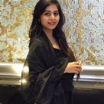 Suza Kumar, black dress, chennai
