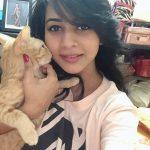 Suza Kumar, pet animal, cat