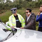 Vishwaroopam 2, kamal haasan, accident, car