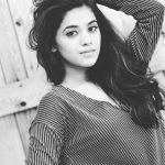 Yamini Bhaskar, black and white
