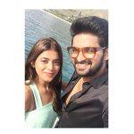 Yamini Bhaskar, selfie, top view