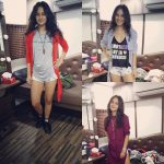 angira dhar shorts dress selection dominos