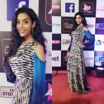 anupriya goenka  digital awards red carpet