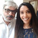 anupriya goenka  during padmaavat movie shoot  (2)