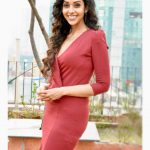 anupriya goenka  in red dress red carpet  (4)