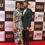 anupriya goenka  red capet at Global Business Awards (1)