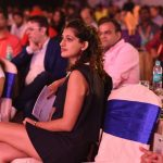 kubbra sait at siima presenting South Indian Business Acheiver award (1)