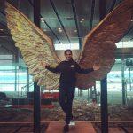 kubbra sait in changi airport