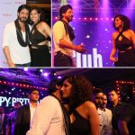 kubbra sait with Shah rukh khan