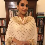swara bhasker  in traditional churidhar  (4)
