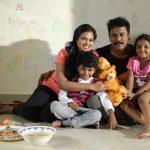 Aan Devathai, Samuthirakani, Ramya Pandian, family, smile