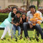 Aan Devathai, Samuthirakani, Ramya Pandian, happy, smile, family movie