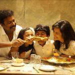 Aan Devathai, Samuthirakani, Ramya Pandianm children, family