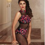 Akshara Gowda, fashionable