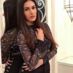 Amyra Dastur, black fit, current look