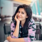 Anju Kurian, wallpaper, smile, hd