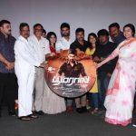 Boomerang Audio Launch, Indhuja, movie members, Megha Akash , Atharvaa murali