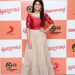 Boomerang Audio Launch, Megha Akash, tamil actress, smile