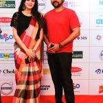 Chandran, Vj Anjana, event, large ize