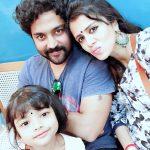 Chandran, Vj Anjana, selfie, riya