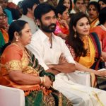 Dhanush, aiswarya, wife