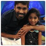 Dhanush, singer, child