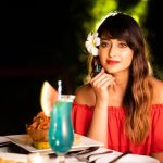 Ileana D'Cruz, red dress, red lips, nasty