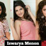 Iswarya Menon,  (1)