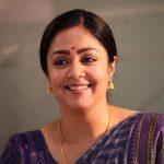 Kaatrin Mozhi, Jyothika, smile, gold, suriya wife