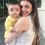 Kajal Aggarwal, Babe, Cute, Baby, Smile