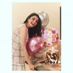 Kajal Aggarwal, Birthday Party, Cake, contemporary